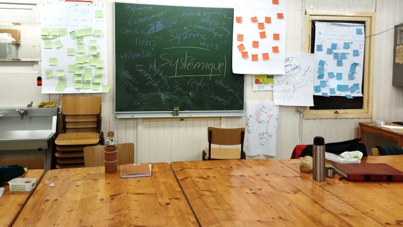Formation sur les techniques d'animation en Education relative à l'Environnement
